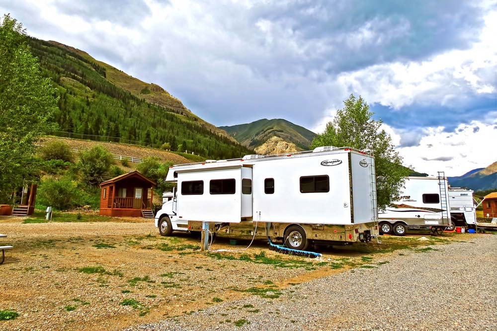 Rent To Own Rv >> View our Silverton, CO RV Park : Silverton Lakes RV Resort
